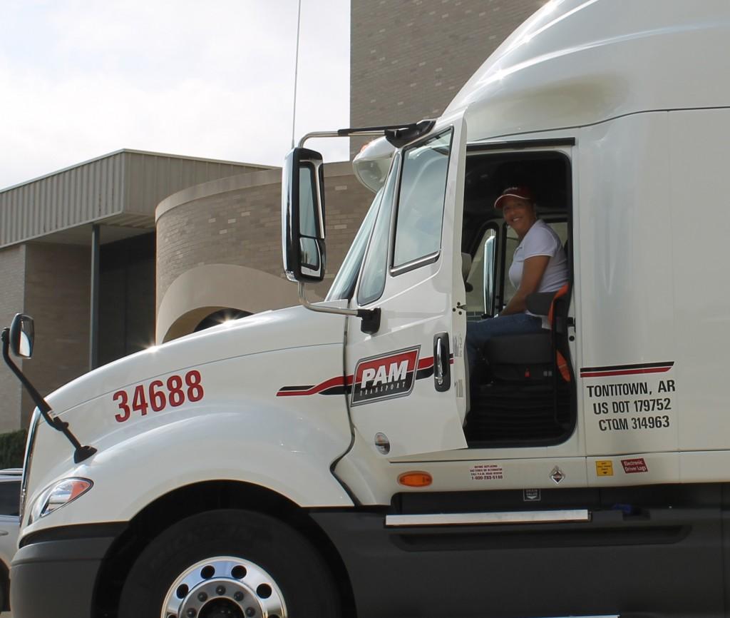 Company Drivers | PAM Transport