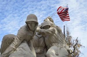 Iwo Jima Memorial Quantico