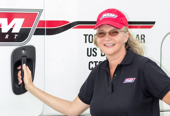 Driver Mentor Marion Foote