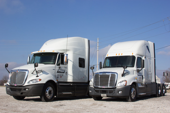 Swift Trucking Reviews >> One Of The Best Truck Lease Purchase Programs Pam Transport