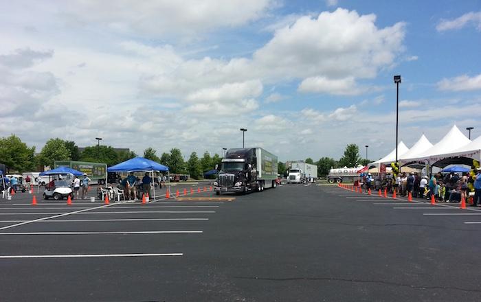 Arkansas Trucking Championship Road Course