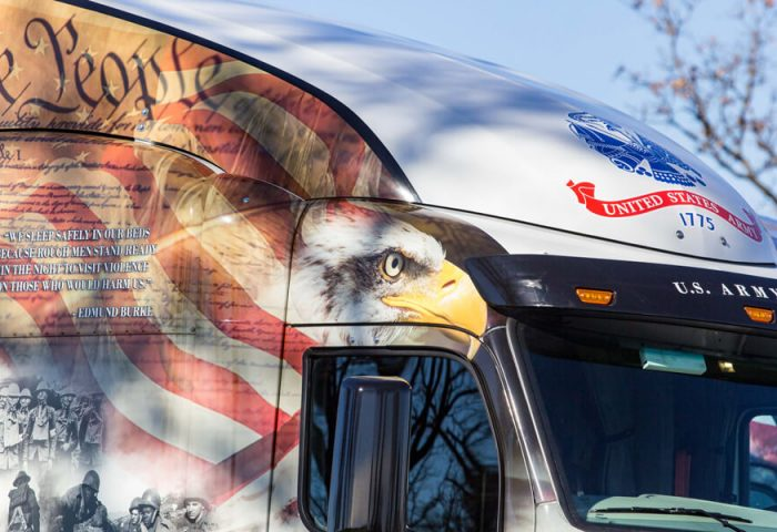 PAM Patriot Fleet Bald Eagle