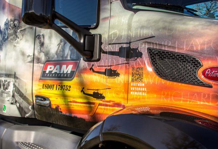 PAM Patriot Fleet