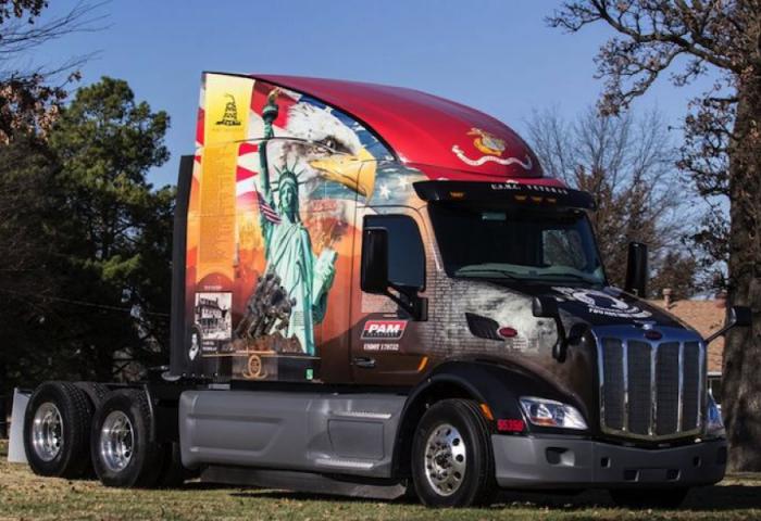 USMC PAM Truck