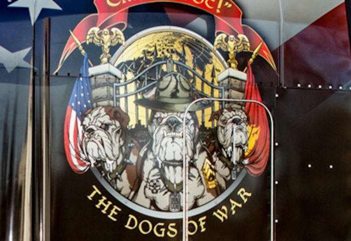 cry havoc dogs of war logo