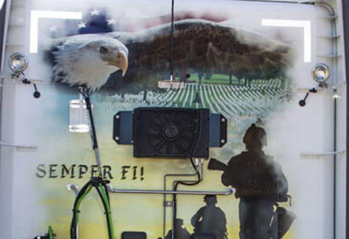 eagle and Semper Fi