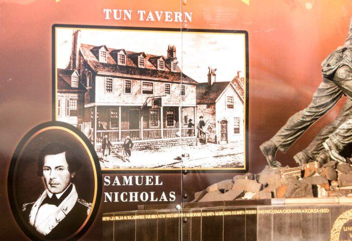 Tun Tavern and Samuel Nicholas