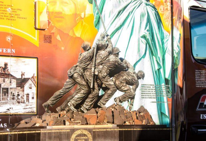 UMSC War Memorial
